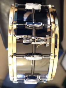 Black Beauty snare drum
