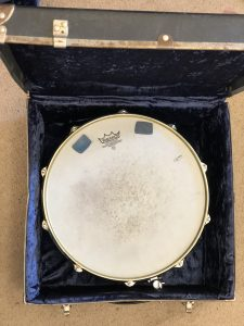 drum in a case